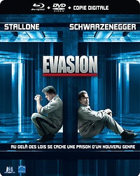 [Blu-ray] Évasion (Escape Plan)