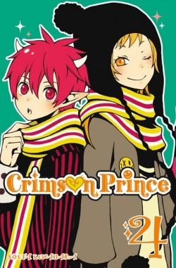 Couverture de Crimson Prince, tome 4
