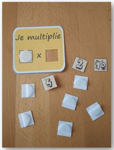 Les compteurs de multiplication