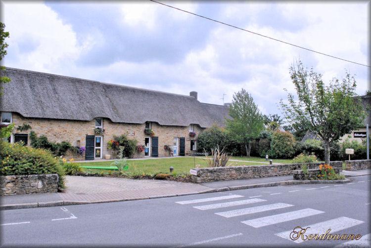 Photo du village de Saint-Lyphard en Loire-Atlantique
