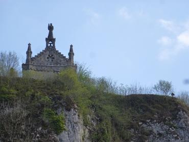 Chapelle d'Erminfroid