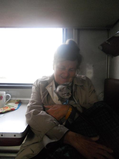 J9. 16 Septembre, 4ème jour dans le Transsibérien
