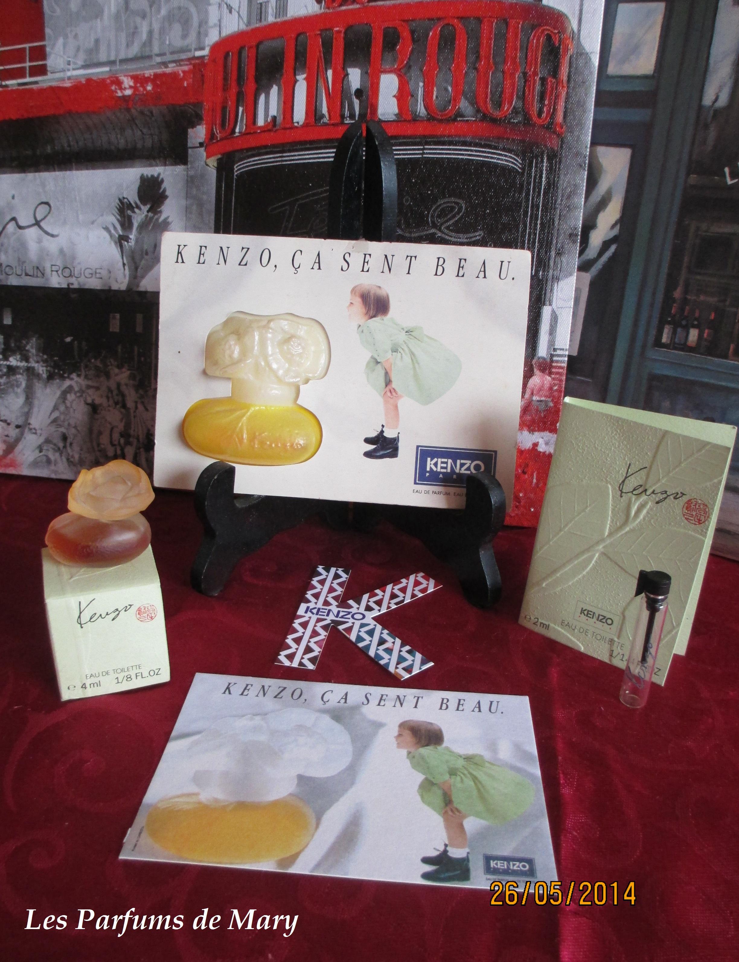Le Kenzo Parfum D'été Sent Plus Ne Aussi Bonur De SzMVpU