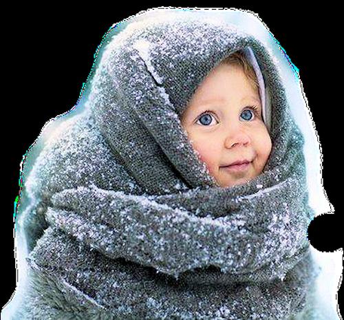 tubes, enfants, fonds, creas, cadres, hiver