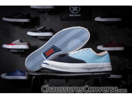 converse jack purcell bleu