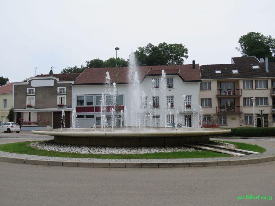 Bourbonne les Bains  (52)