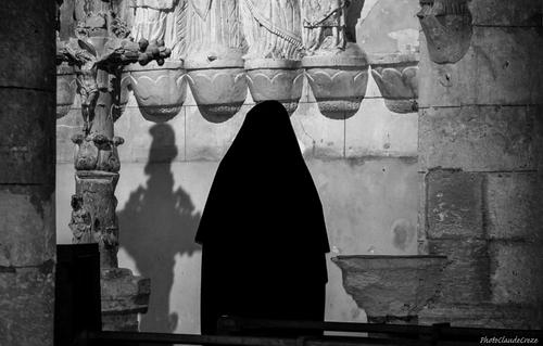 Une bonne soeur  ecclésiastique
