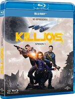 [Blu-ray] Killjoys - Saison 1