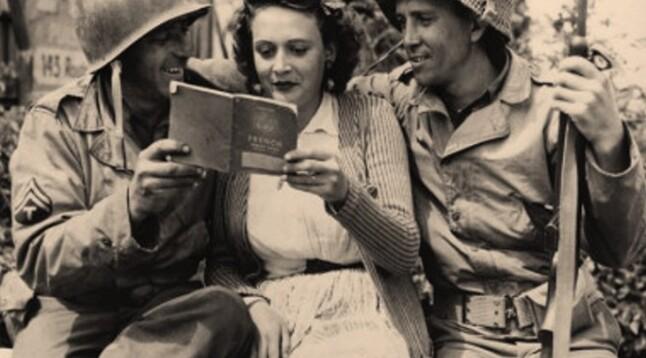 1944-45 : Les viols des GI's...