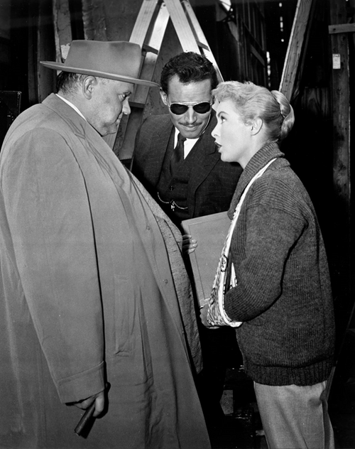 La soif du mal, The touch of evil, Orson Welles, 1958