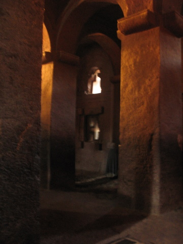 églises - Lalibela