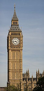 168px-Clock Tower - Palace of Westminster, London - Septemb