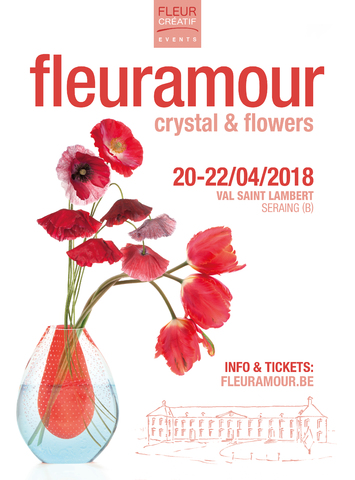 Concours Fleuramour Crystal & Flowers