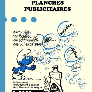Intégrale des publicités des années 1960 avec les Schtroumpfs de Peyo... Rarissime !