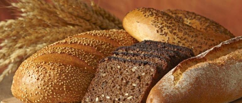 Ржаной хлеб при диабете 1