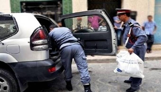 Fès: Saisie par la Gendarmerie Royale d'une importante quantité de détergents contrefaits