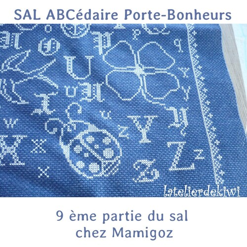 SAL ABCédaire Porte-bonheurs 9