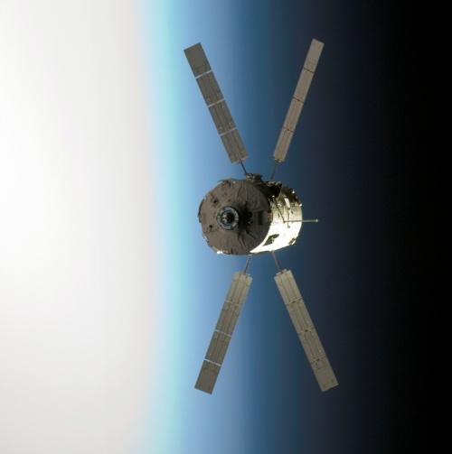 Lancement de l'ATV-3 le 23 Mars 2012