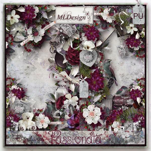 """""""Passionata"""" de MLDesign"""