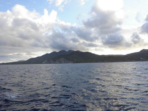Retour en Guadeloupe mouvementé