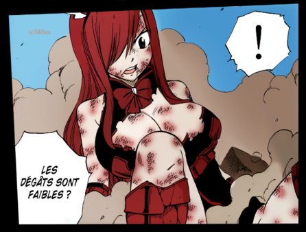 [Coloring]Erza & Wendy