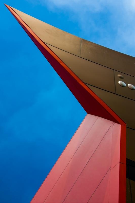 architecture des couleurs