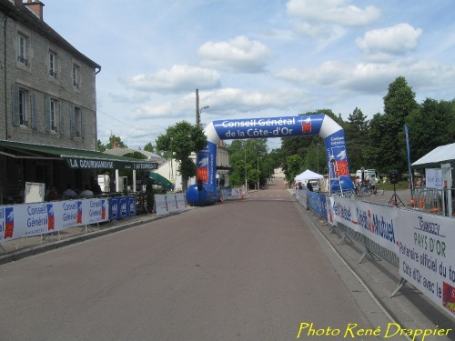 -Le tour cycliste de Côte d'Or