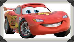 Trousse Cars - Trousse à doudou !