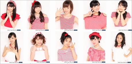 Nouveau Goodie du Hello! Project Official Shop