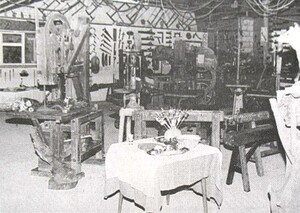 Maredret - Le 25e anniversaire du musée du bois et de la vie rurale.