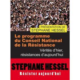 voir LE PROGRAMME DU CONSEIL NATIONAL DE LA RESISTANCE