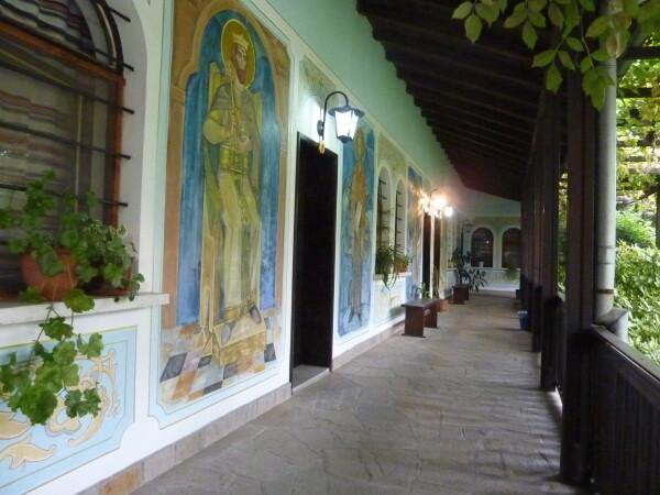 Jour 8 - Monastère de Kardjali 1