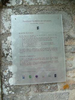 Limousin-Solignac: La fondation de la borie fermée