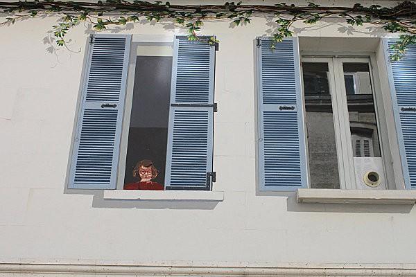 trompe l'oeil Angoulême 14