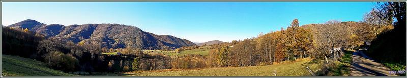 Encore de beaux restes de paysage d'automne en ce 1er décembre ! - Lartigau - Milhas - 31