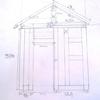Plan maisonnette décorative
