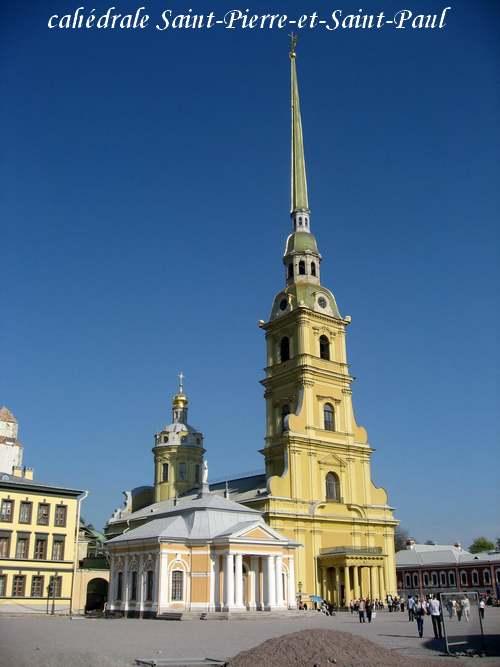 Patrimoine de l'Unesco : Le centre historique de Saint-Pétersbourg (Russie) inscrit en 1990