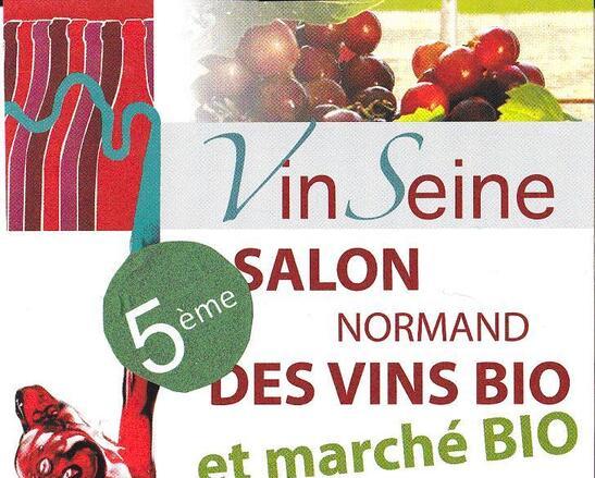 5ème Salon des Vins Bio - 21 et 22 mars 2015