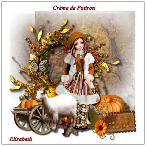 Crème de Potiron