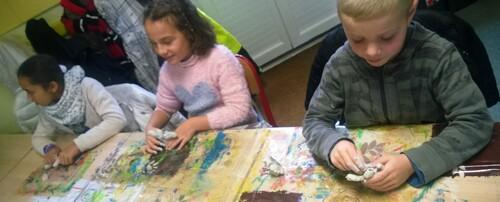 Arts visuels - classes mélangées (2)