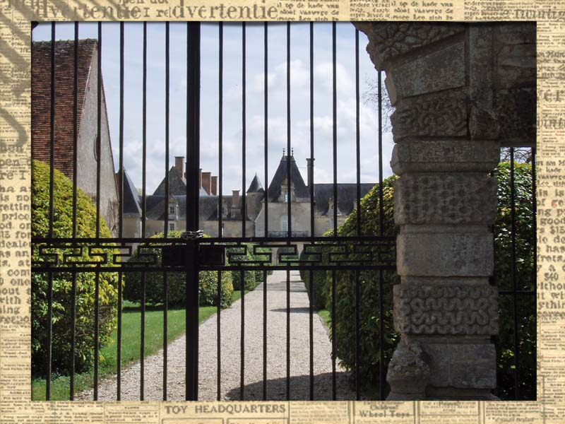 58150 Sully la Tour chateau des Granges