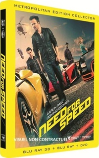 [Blu-ray 3D] Need for Speed