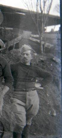 08*1915: Mai Maixe et les Cinq Tranchées (Forêt de Parroy) / Jolivet