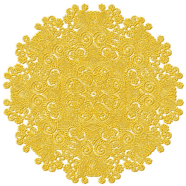 Dentelles jaunes 2