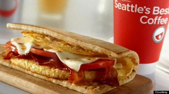 La verité sur les oeufs des fast food