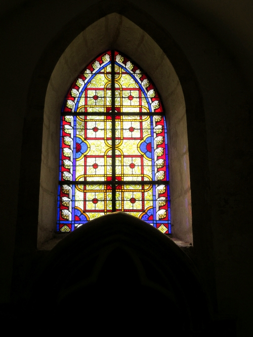 L'église Saint-Julien de Bure les Templiers a été superbement rénovée