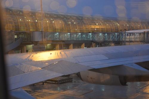 Airbus sur le tarmac