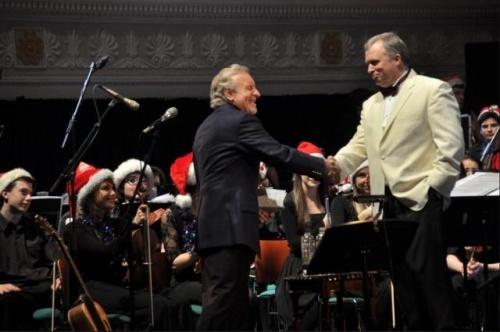 Colm Wilkinson - Concert Décembre 2011