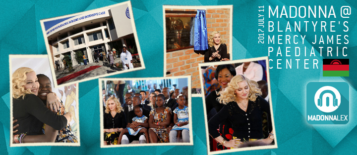Malawi : l'interview de Madonna pour CBS Sunday Morning