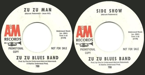 ZU ZU BLUES BAND